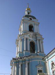 Колокольня церкви Троицы в Серебрениках, 1781 г., арх. К.И. Бланк