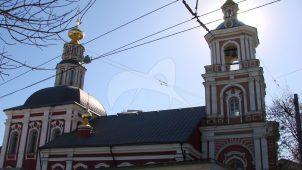 Церковь святителя Алексия, митрополита Московского в Рогожской слободе, 1748-1752 гг.
