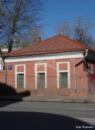 Восточный (одноэтажный) флигель, XVIII в., городская усадьба