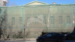 Главный дом, конец XVIII — начало XIX в., 1842 г., 1898 г., городская усадьба Морозовых