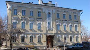 Церковное здание, XIX в.