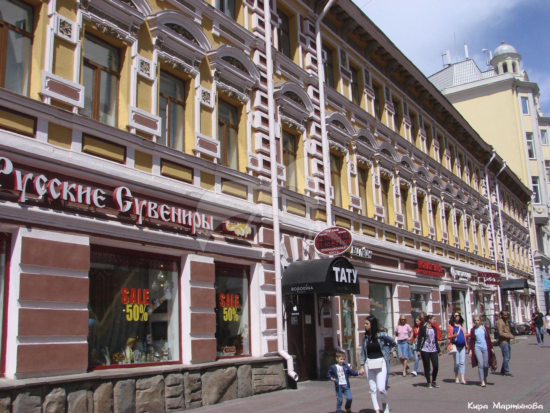 Доходный дом Орловых, 1873 г., 1888-1889 гг., арх. И.Т. Владимиров