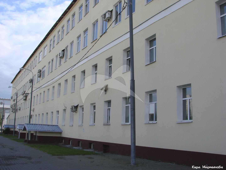 Двухэтажный корпус (надстроен), Екатерининская (Матросская) богадельня, XVIII-XIX вв.
