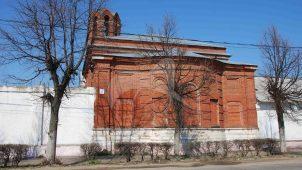 Церковь Николая Чудотворца, нач. ХХ в.