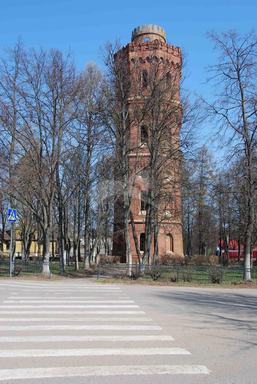 Башня водонапорная, 1914 г.