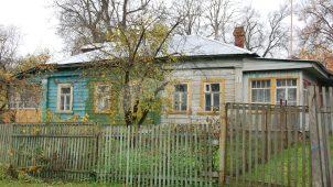 Комплекс застройки ул. Городок: дом Разумовских