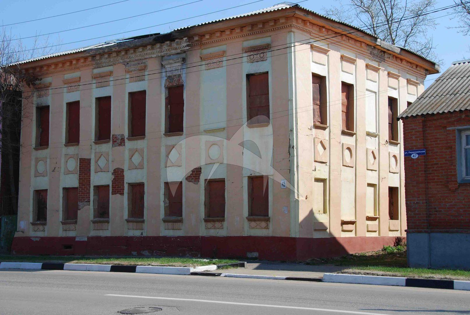 Дом жилой Локтева, 1800-е гг.