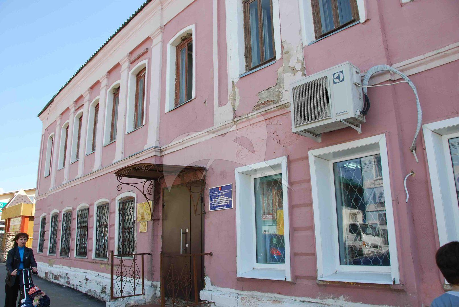 Здание городской управы,  XIX в.