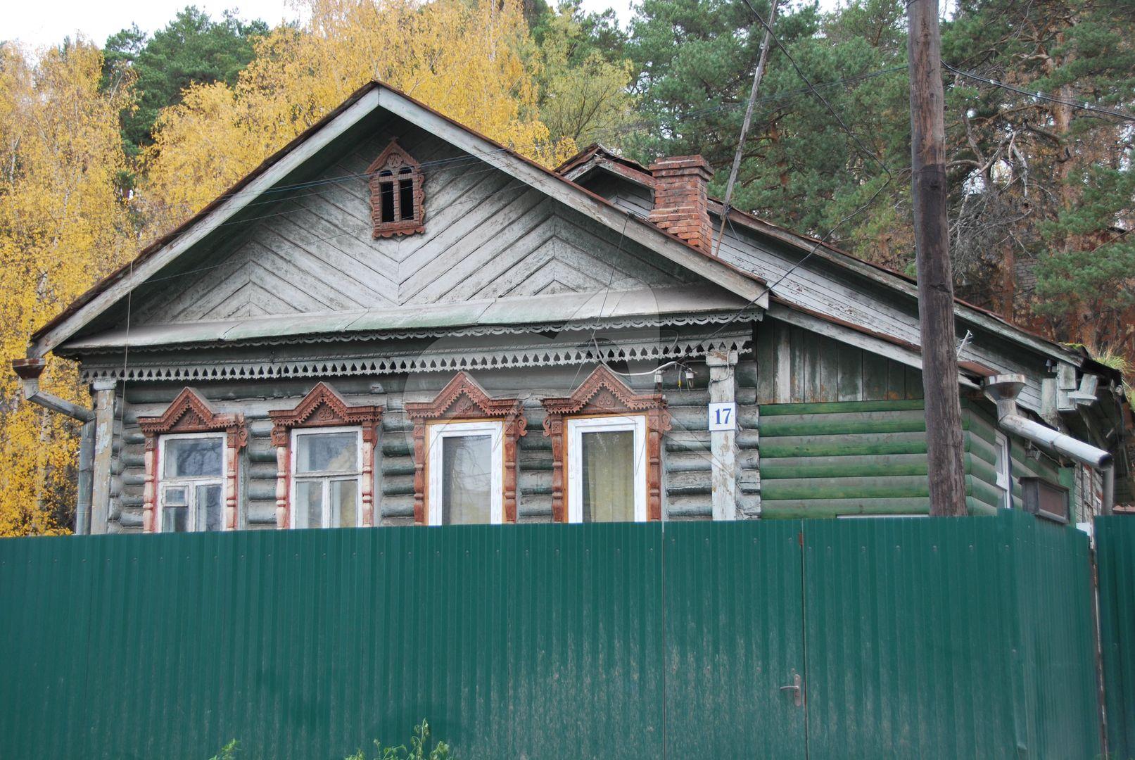 Комплекс застройки ул.Саввинской: дом Т.В. Глазова
