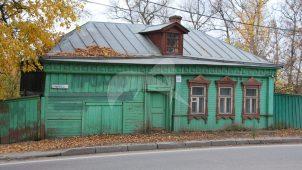 Жилой дом, комплекс застройки ул. Саввинской