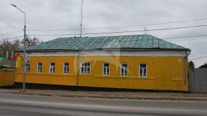 Комплекс застройки ул.Саввинской: дом Ежовых