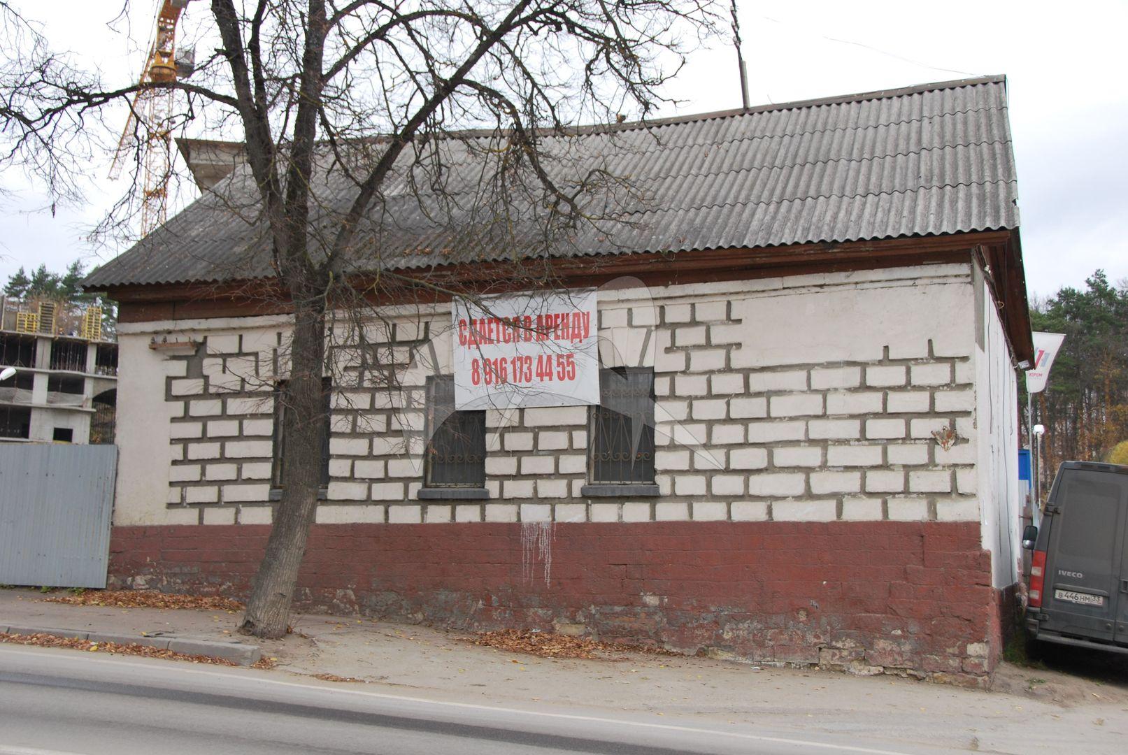 Комплекс застройки ул.Саввинской: дом Стариченковых