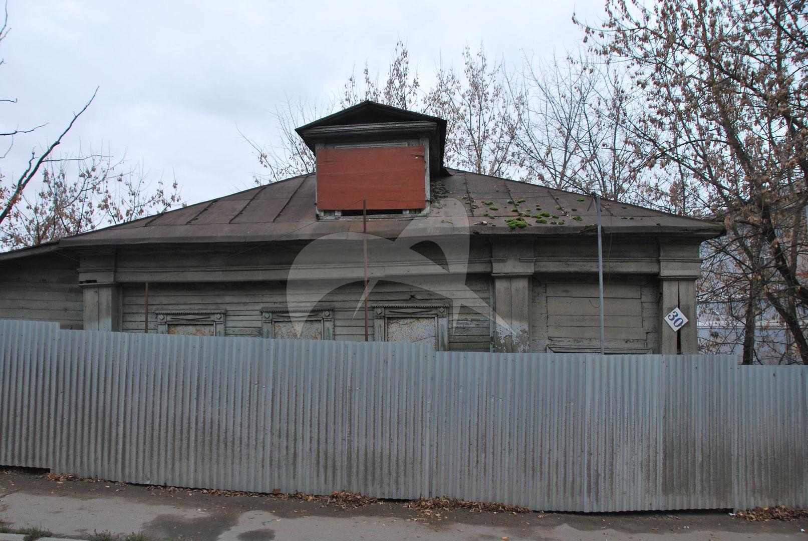 Комплекс застройки ул.Саввинской: дом жилой