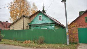 Комплекс застройки Кожевенной улицы (Фрунзе ул., 37-48): Дом жилой