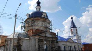 Церковь Ильинская, 1835 г.