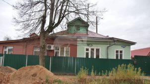 Комплекс застройки ул. Купеческой: дом жилой