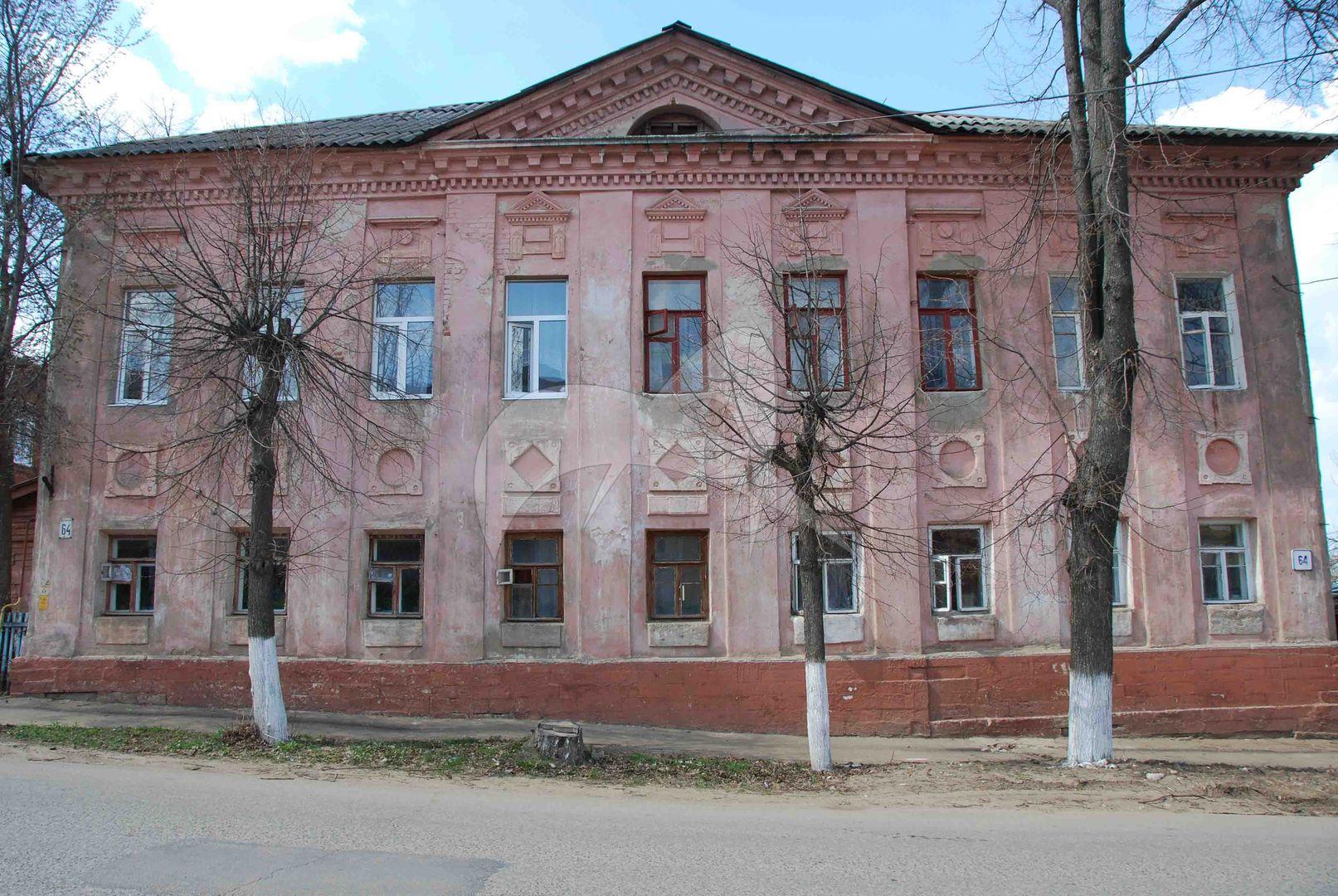 Дом жилой, конец XVIII-XIX вв.