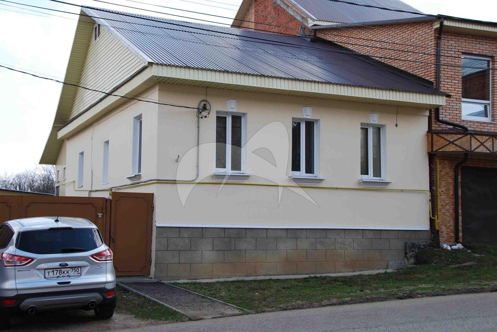 Дом священника, середина XIX в.