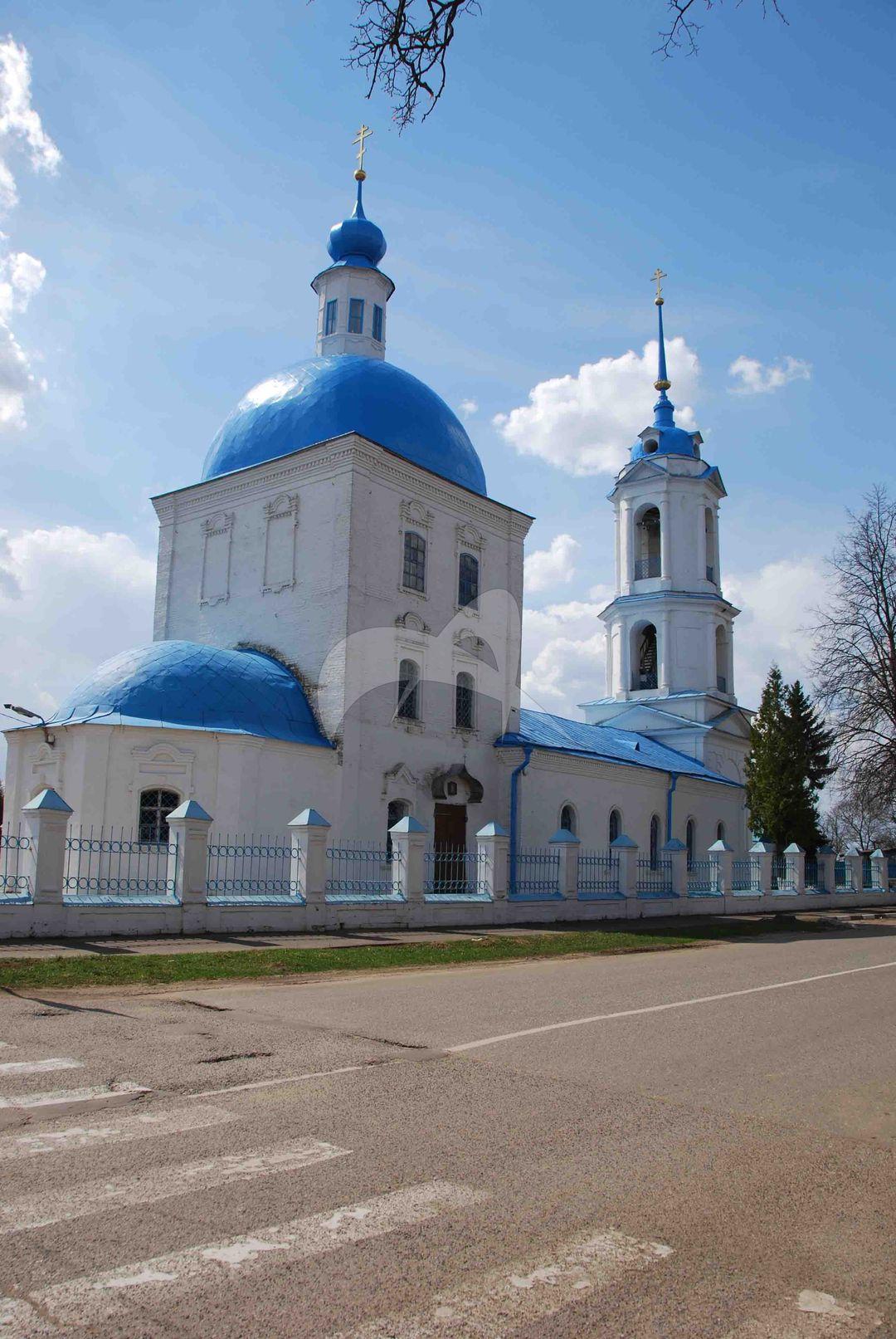 Церковь Благовещения, 1777 г.
