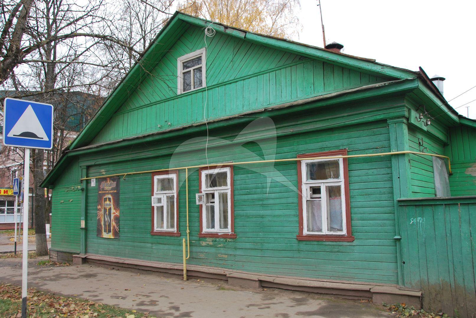 Комплекс застройки ул. Кузнечной: дом жилой