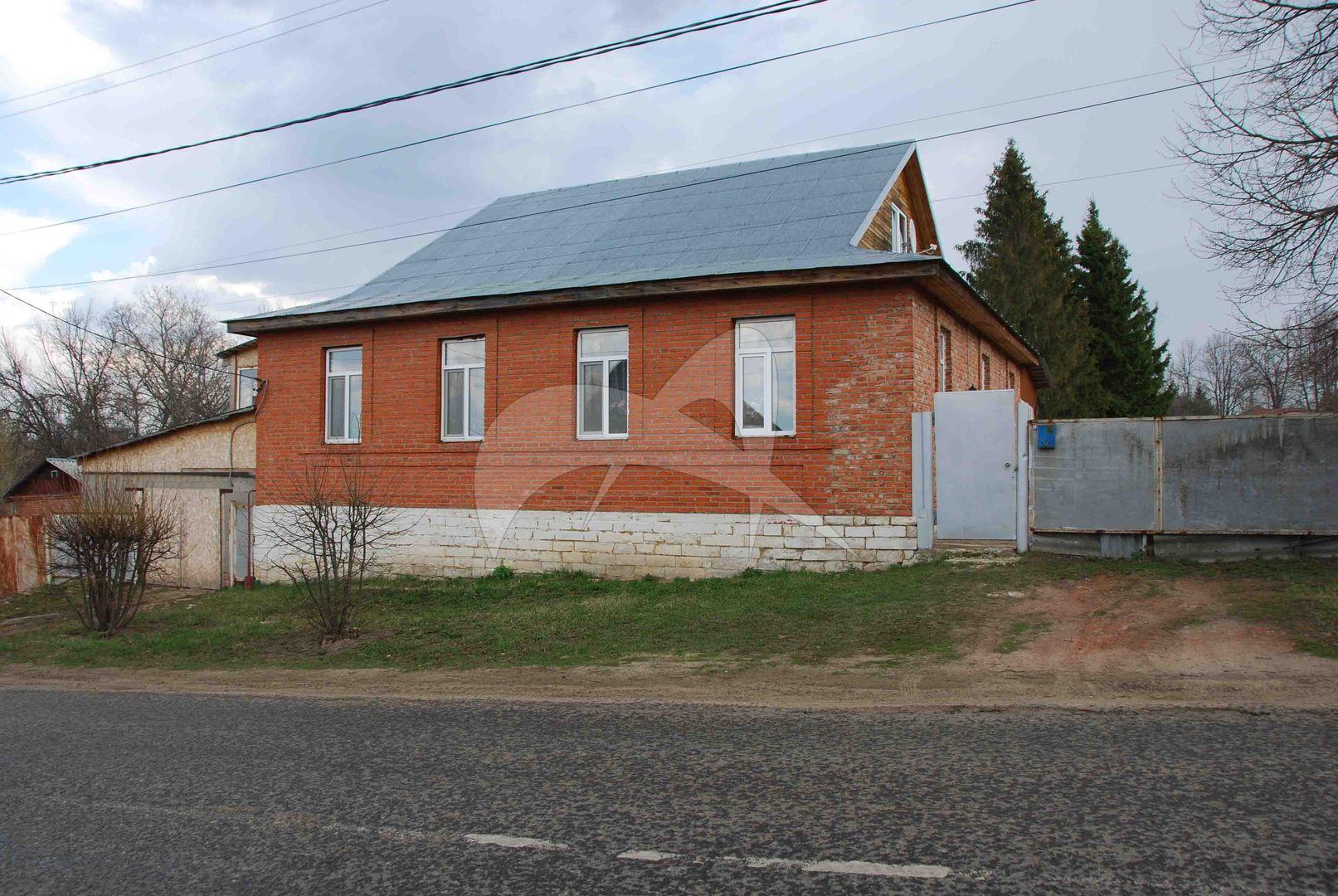 Дом жилой, перваяполовина XIX в.