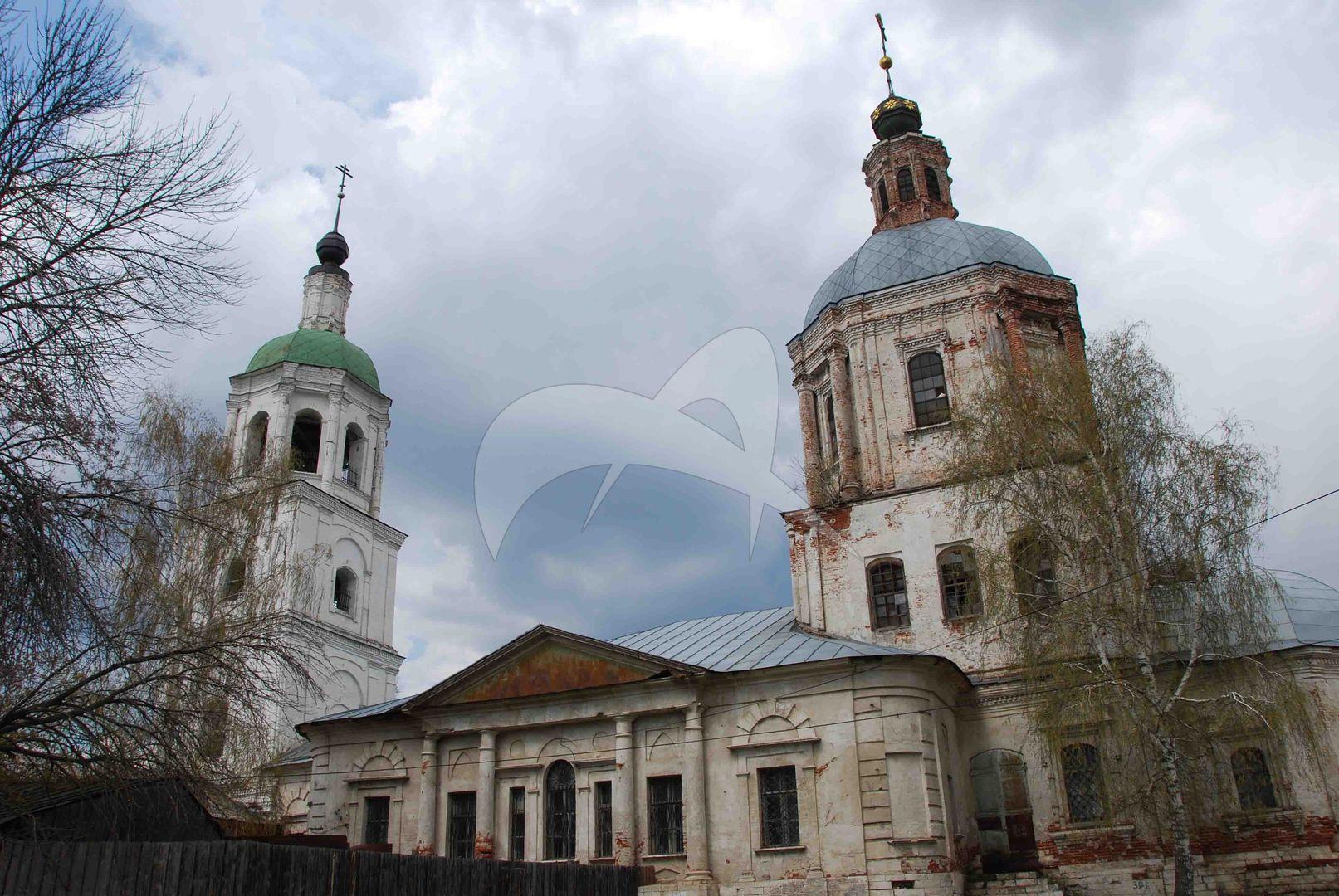 Церковь Троицкая, 1786 г.