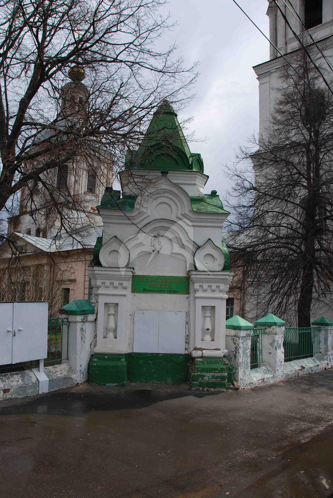 Часовня, рубеж XIX-XX вв.