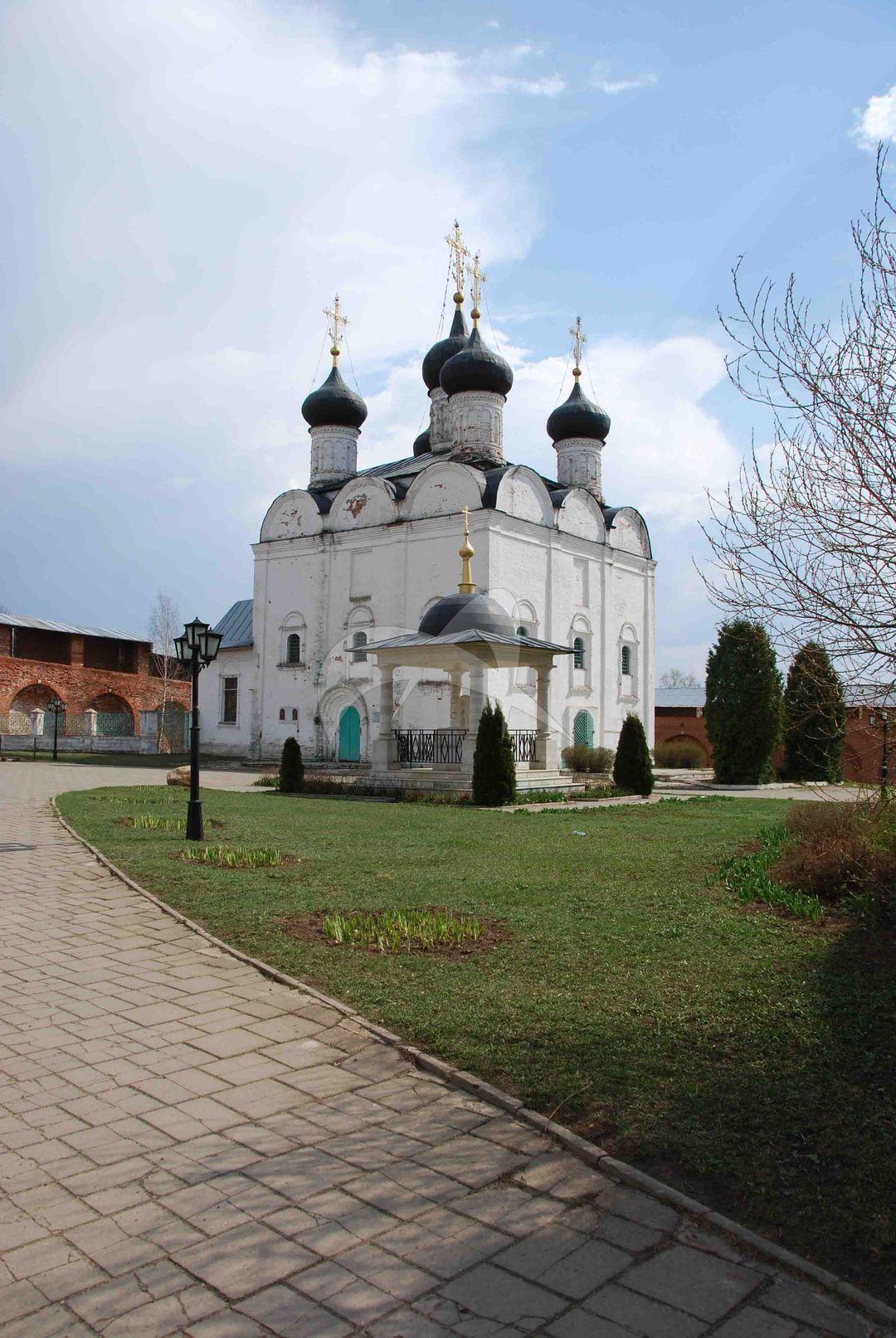 Ансамбль Кремля, XVI в.