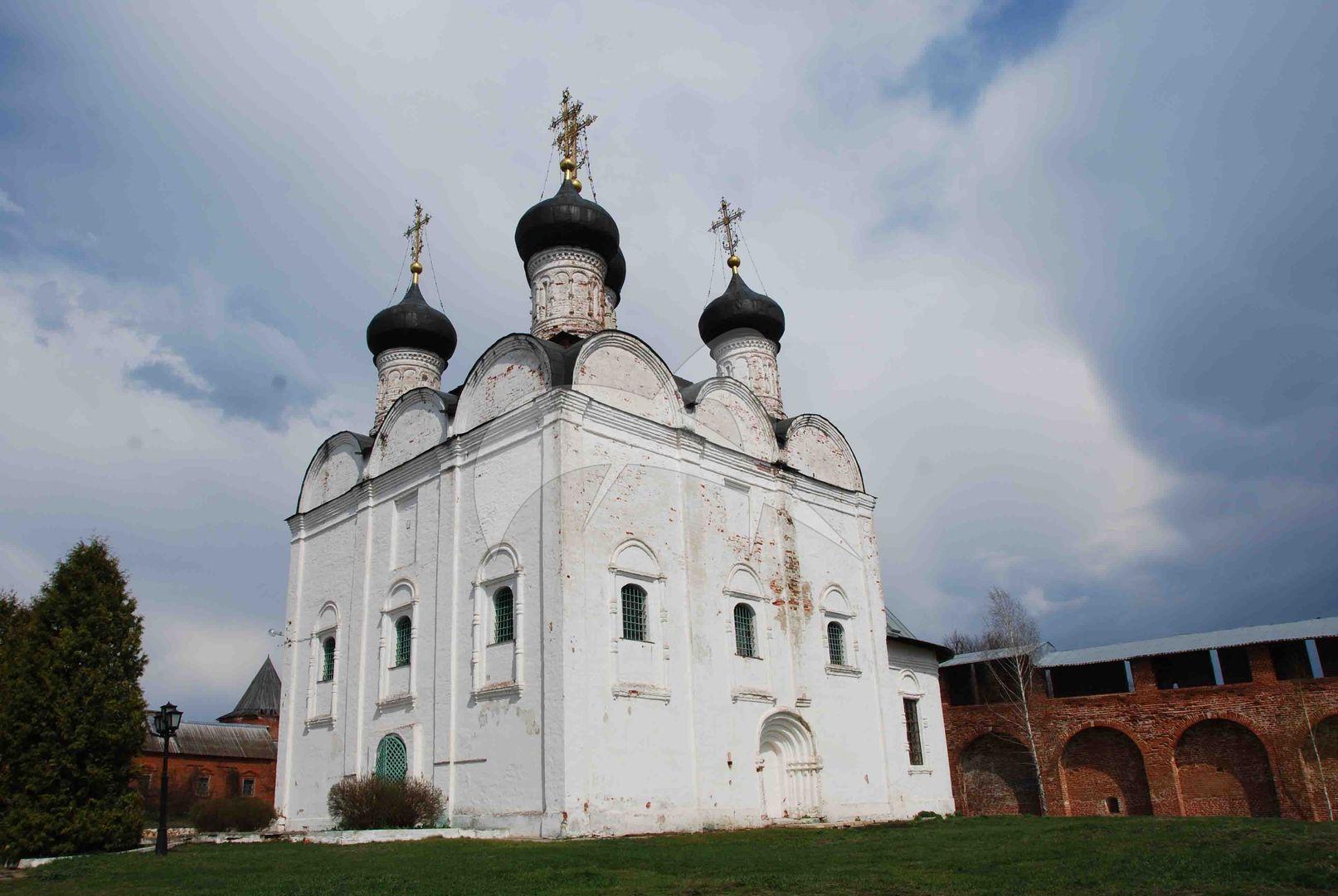 Никольский собор, 1681 г., Ансамбль Зарайского кремля