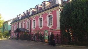 Келейный корпус (братские кельи), начало XVIII в., Покровский монастырь