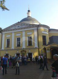 Покровская церковь, 1806-1814 гг., Покровский монастырь