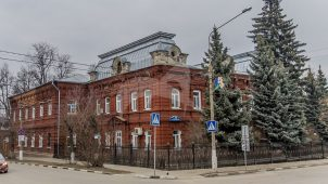 Дом Зотова, последняятреть XIX в.