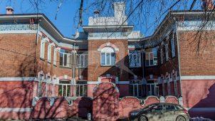 Дом родильный, 1905-1914 гг.