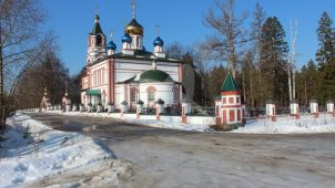 Церковь Покрова Пресвятой Богородицы, вторая половина XIX в.