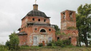 Церковь Рождества Пресвятой Богородицы, 1824 г.