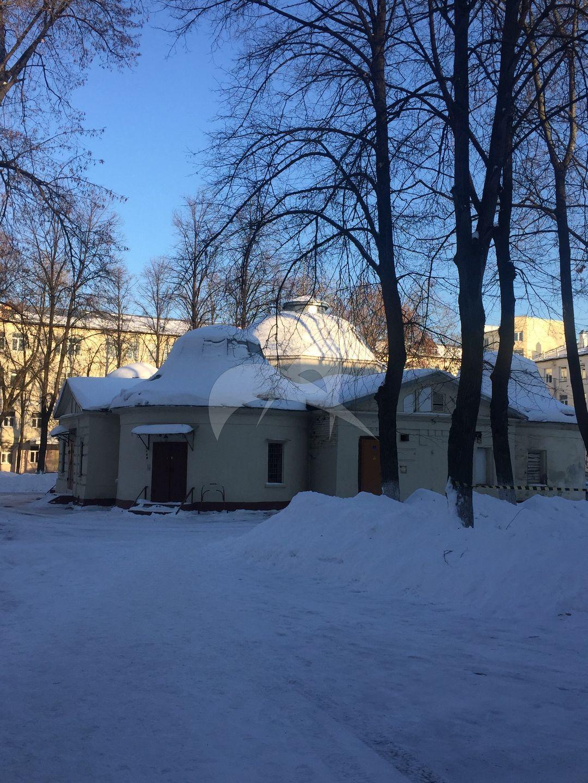 Хозяйственные помещения, Екатерининская (Матросская) богадельня, XVIII-XIX вв.