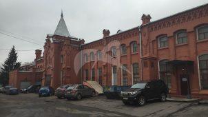 Машинное здание, 1896-1898 гг., арх. М.К. Геппенер, главная насосная станция