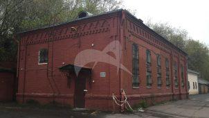 Механический цех, 1911-1914 гг., арх. М.К. Геппенер, главная насосная станция
