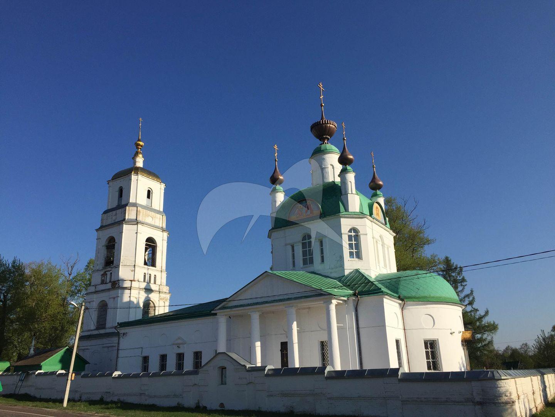 Церковь Святой Троицы, 1821-1823 гг., 1845-1851 гг.