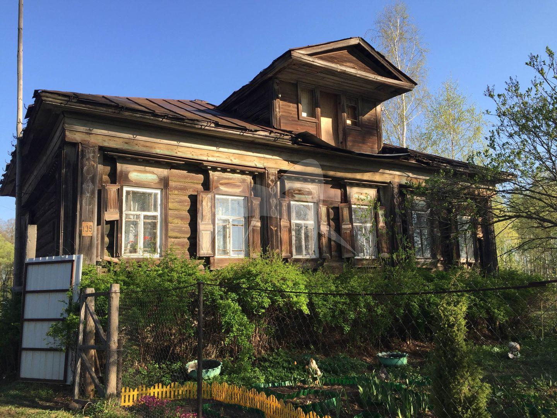 Дом жилой, третьячетверть XIX в.
