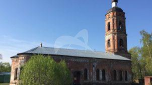 Церковь Преображения Господня, 1866-1871 гг.