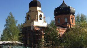 Церковь Николая Чудотворца, конец 1890-х гг. – начало XX в.