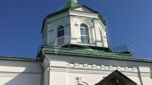 Церковь Троицы Живоначальной, 1882-1888 гг.
