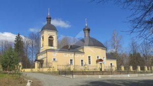 Церковь Преображения Господнего, 1789 г.