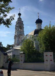 Церковь Покрова Пресвятой Богородицы, 1885 г. — конец XIX в.