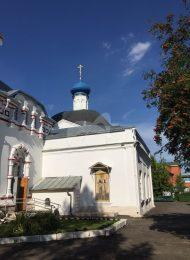 Храмовый комплекс церкви Покрова Пресвятой Богородицы
