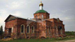 Церковь Покрова Пресвятой Богородицы, 1911 г.