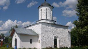 Церковь Николы, ХIV-ХV вв.