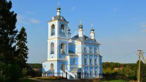 Церковь Ильинская, 1722 г.