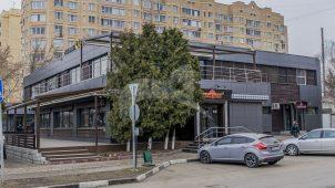 Ресторан, начало ХХ в., ансамбль общественных зданий